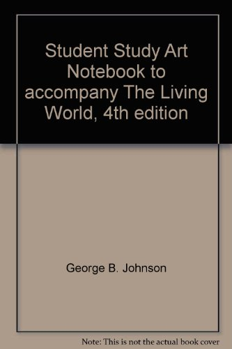 Student Study Art Notebook to accompany The: George B. Johnson