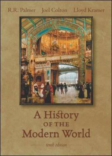 9780073106922: A History of the Modern World