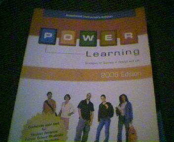 9780073107097: Power Learning:strategies for success in college and life (instructor's ed.) (Power learning)