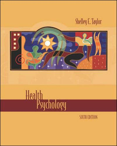 9780073107264: Health Psychology