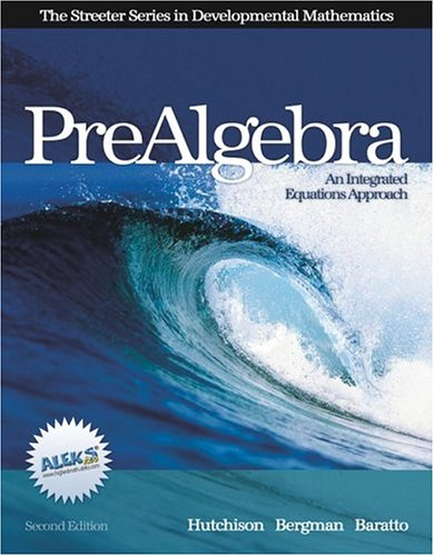 9780073107646: Prealgebra with MathZone