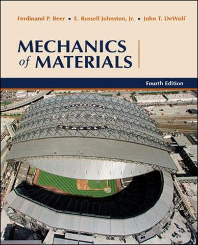 9780073107950: Mechanics of Materials