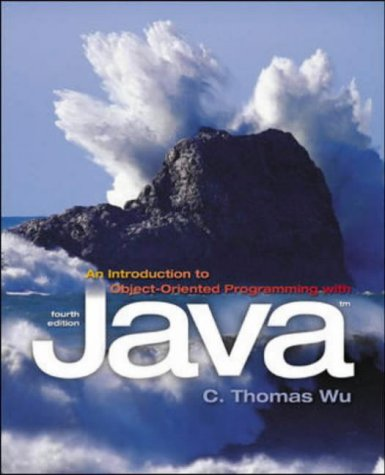 9780073107974: An Introduction to Object-Oriented Programming With Java