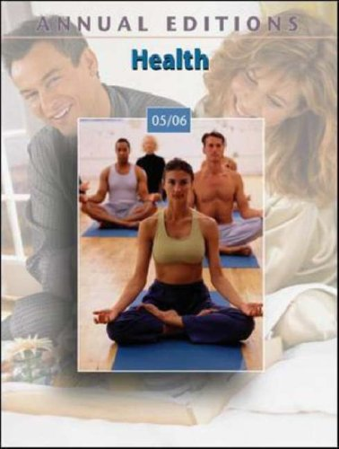 9780073108223: Annual Editions: Health 05/06
