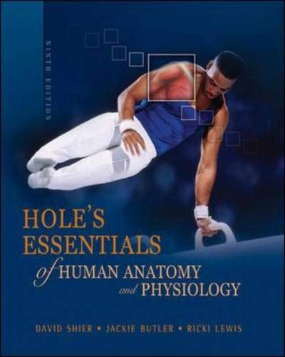 9780073109381: Hole's Essentials of Human Anatomy and Physiology