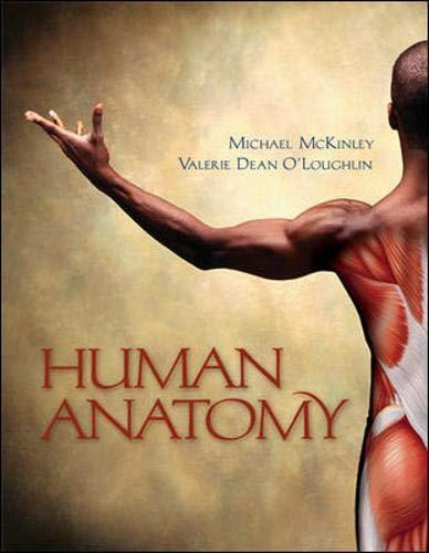 9780073109411: Human Anatomy