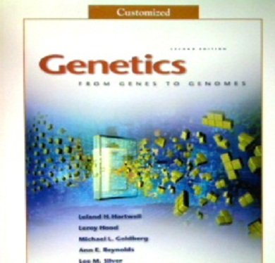 9780073111902: Genetics From Genes to Genomes, Customized. 2nd Ed.
