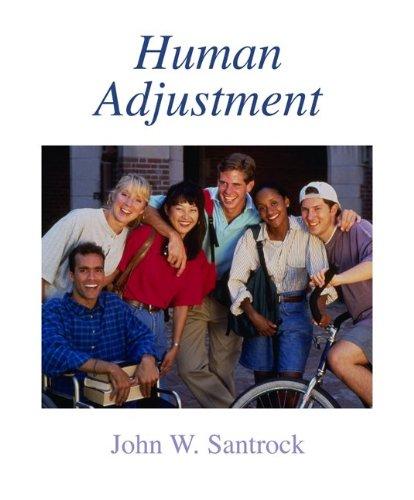 9780073111919: Human Adjustment