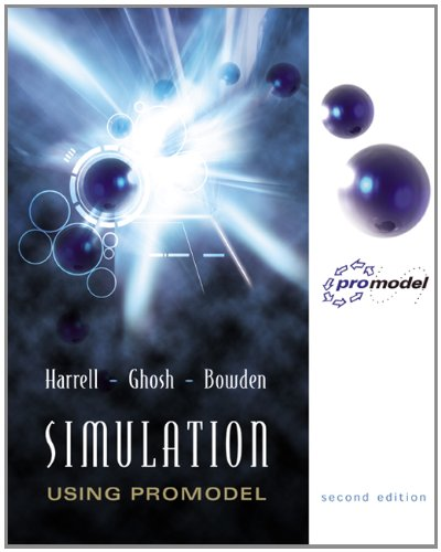 9780073112114: Simulation Using Promodel with CD-ROM