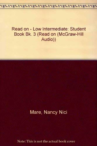 9780073112817: Read on 3 Student Book (Read on (McGraw-Hill Audio)) (Bk. 3)