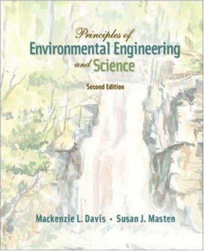 9780073122359: Principles of Environmental Engineering & Science