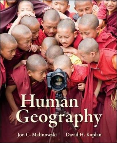 9780073122946: Human Geography (WCB Geography)