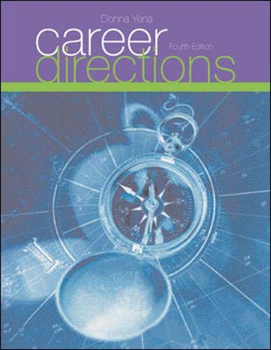 9780073123141: Career Directions