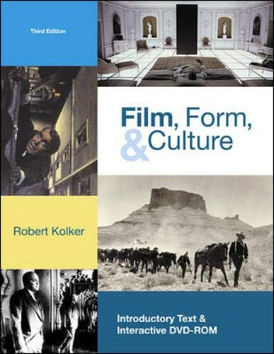9780073123615: Film, Form, and Culture w/ DVD-ROM