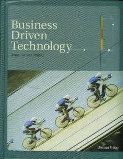 9780073123684: Business Driven Technology