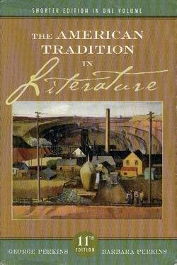 9780073123738: The American Tradition in Literature: Concise