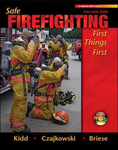 9780073123974: Safe Firefighting-First Things First with Student DVD
