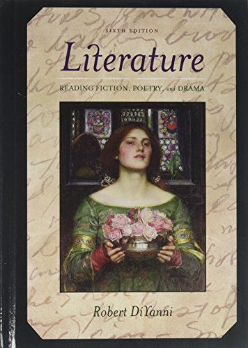9780073124261: Literature - Reading, Fiction, Poetry and Drama