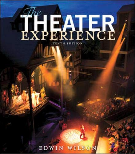 9780073125558: The Theater Experience