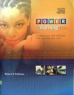 9780073126401: Power Learning: Strategies for Success in College and Life