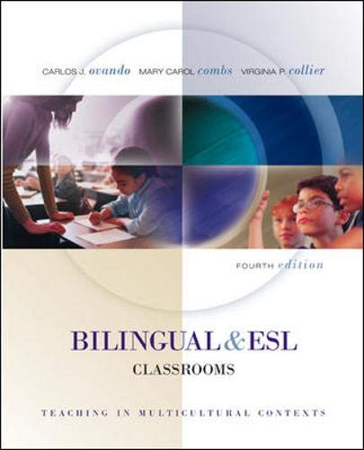 9780073126494: Bilingual and ESL Classrooms: Teaching in Multicultural Contexts - Text with PowerWeb