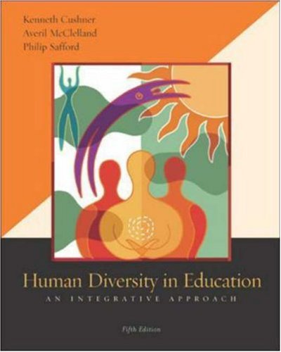 9780073126517: Human Diversity in Education: An Integrative Approach with PowerWeb (5th Edition)