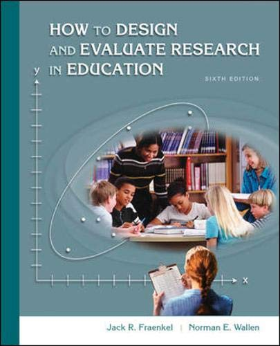 9780073126548: How to Design and Evaluate Research in Education with PowerWeb