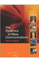 9780073126678: Dynamics of Mass Communication: Media in the Digital Age
