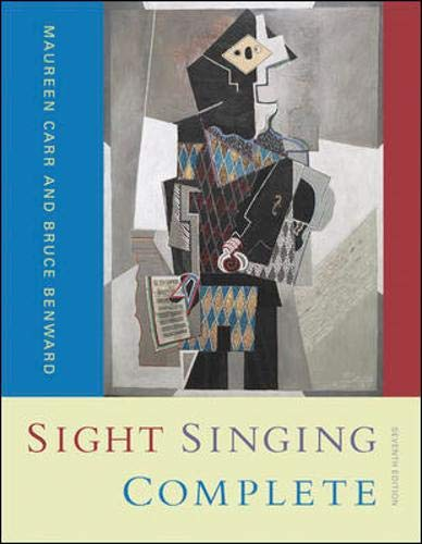 9780073127064: Sight Singing Complete