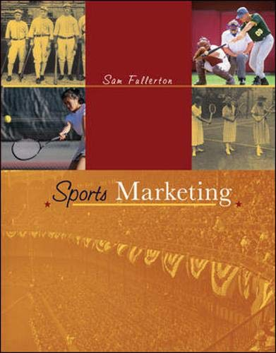9780073128214: Sports Marketing