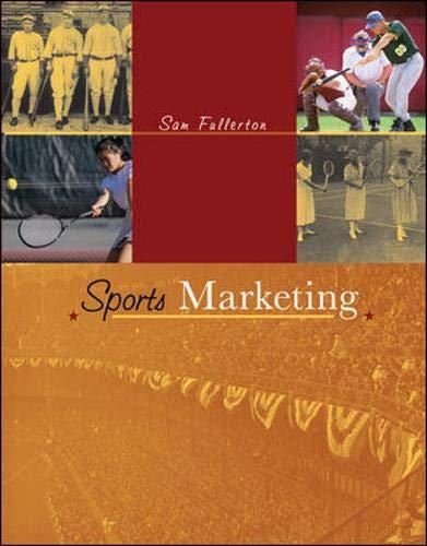 9780073128214: Sports Marketing