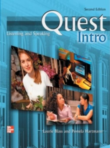 9780073128283: Quest Listening and Speaking Intro Student Book, 2nd Edition