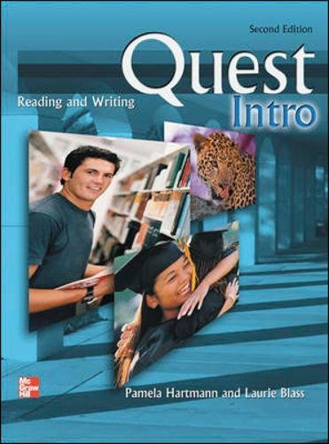 9780073128320: Quest Intro Reading and Writing, 2nd Edition