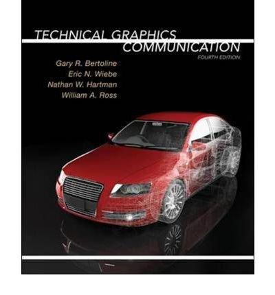 9780073128375: Technical Graphics Communcatns
