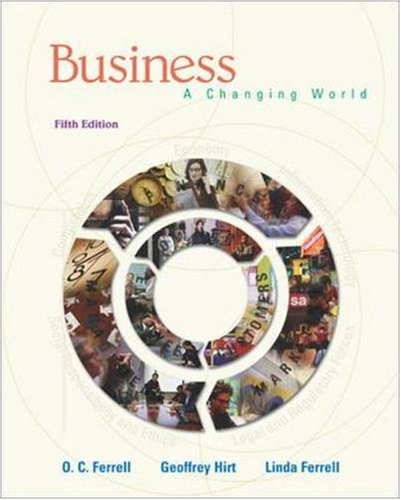9780073128528: Business: A Changing World (Book & CD-ROM)