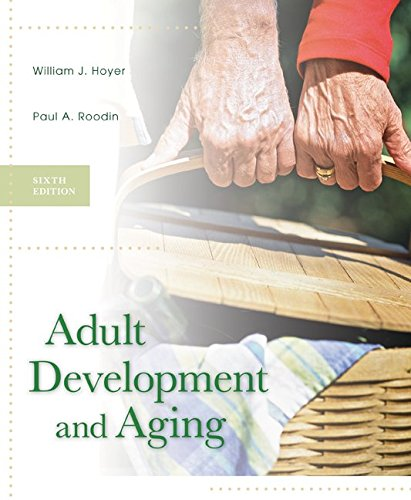 9780073128542: Adult Development and Aging