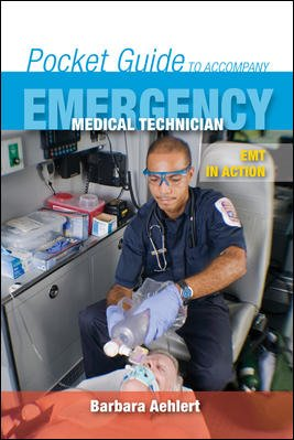 9780073128993: Pocket Guide to accompany Emergency Medical Technician