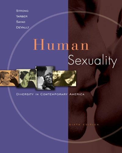 9780073129112: Human Sexuality: Diversity in Contemporary America
