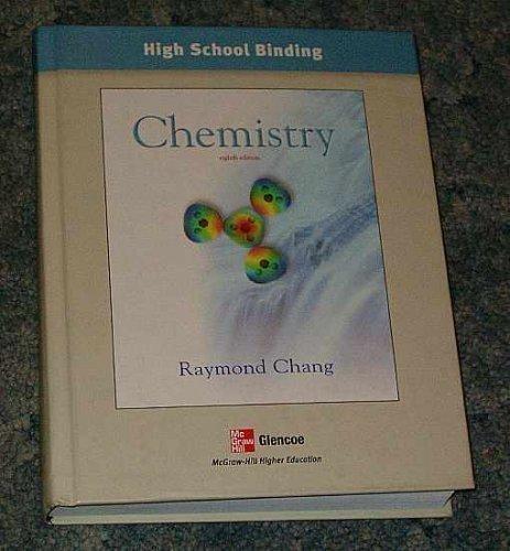 9780073129396: Chemistry (8th Edition)