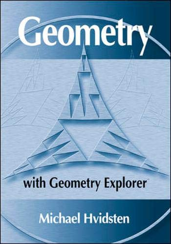 9780073129907: Geometry with Geometry Explorer