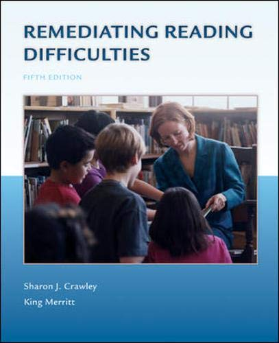 9780073131092: Remediating Reading Difficulties