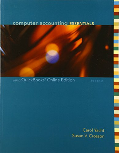 9780073131122: Computer Accounting Essentials Using QuickBooks