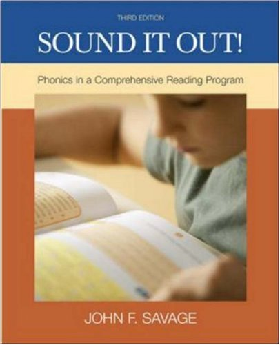 9780073131245: Sound It Out! Phonics in a Comprehensive Reading System