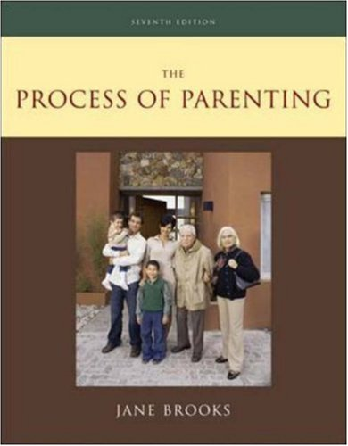 9780073131450: The Process Of Parenting