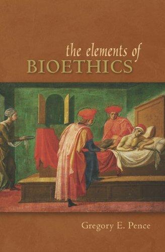 9780073132778: Elements of Bioethics