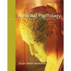9780073133690: Abnormal Psychology