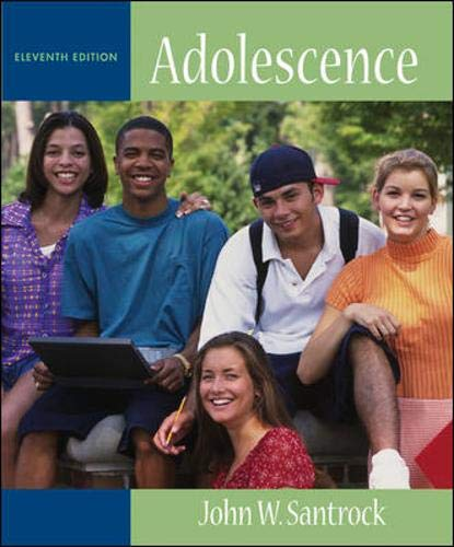 9780073133720: Adolescence