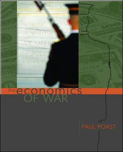 9780073133997: The Economics of War