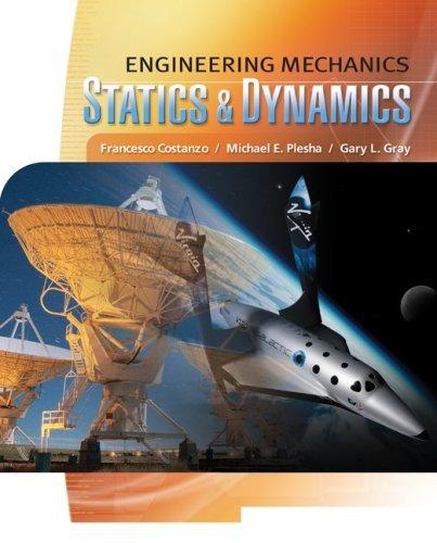 9780073134123: Engineering Mechanics: Statics and Dynamics