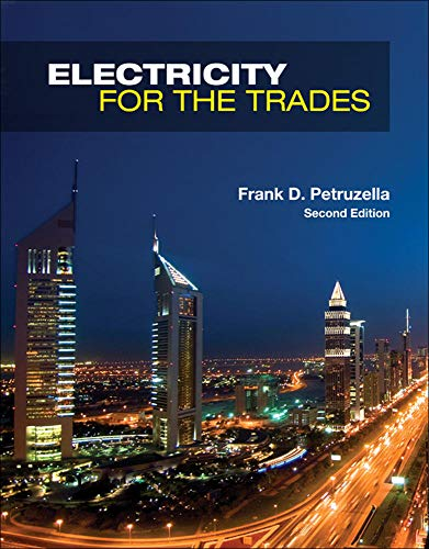 9780073134314: Electricity for the Trades